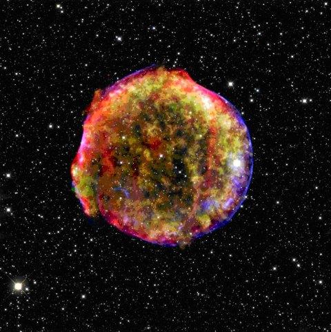 Spitzer, Chandra and Calar Alto Telescope